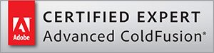 Certified Expert Coldfusion Programmer