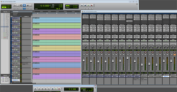 Pro Tools Digital Recording Studio